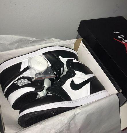 Nike Jordan 1 adidasi piele 1:1