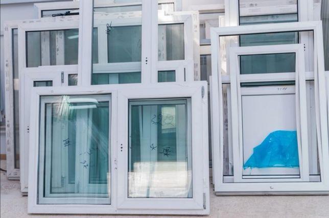 Окна двери пластиковые