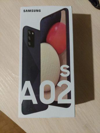 Продам Samsung A02S запечатанный