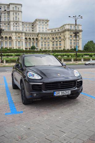Porsche Cayenne 3.0D facelift
