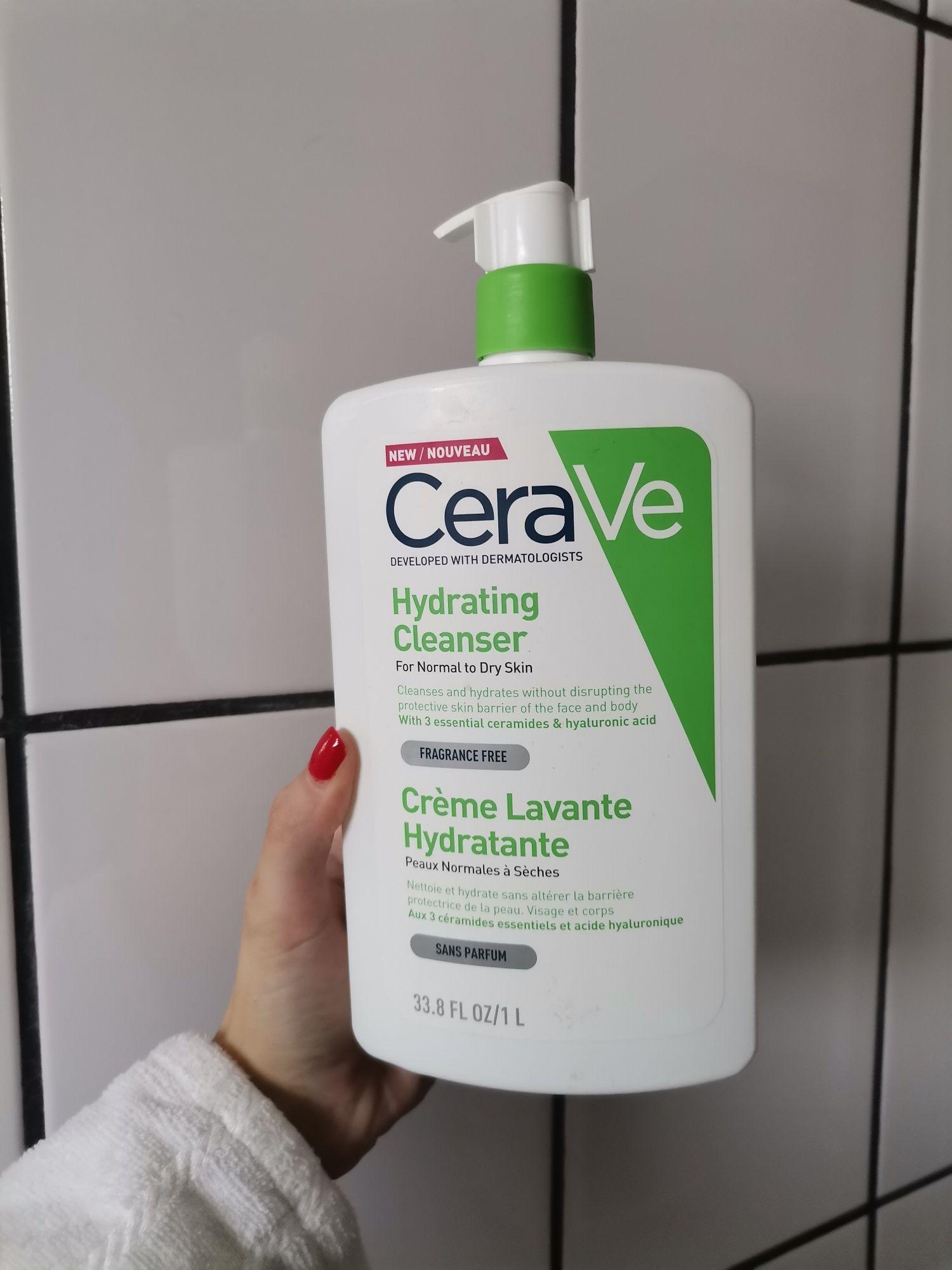 Gel de curățare ten Cerave hidratant