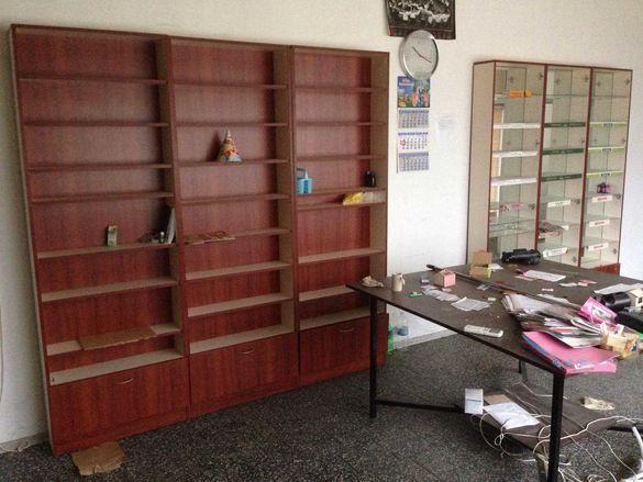 мебели - обзавеждане - аптека - магазин- оборудване