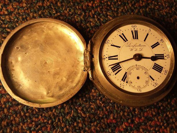 Ceas de buzunar argint