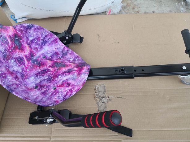Hoverkart, scaun pentru hoverboard mov stelar