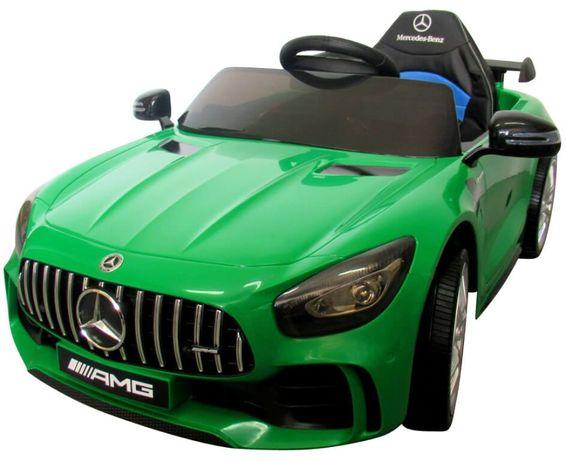 Masinuta electrica pentru copii Mercedes GTR Verde