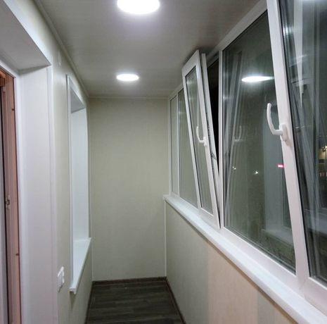 Обшивка, утепление балконов и лоджий под ключ!