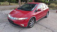 Хонда Сивик 2.2 ЦДТИ 140 к.с. / Honda Civic 8 генерация НА ЧАСТИ