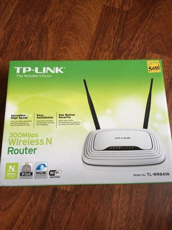 Router TP-LINK Wireless N
