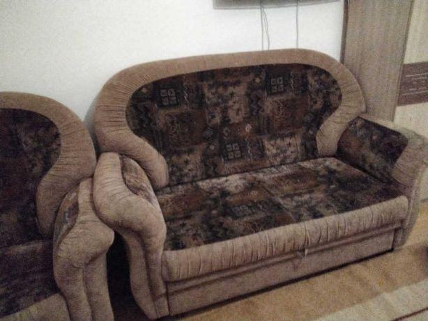 Мягкая мебель ,диван с креслом