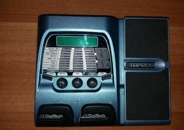 procesor chitara bass Digitech BP200