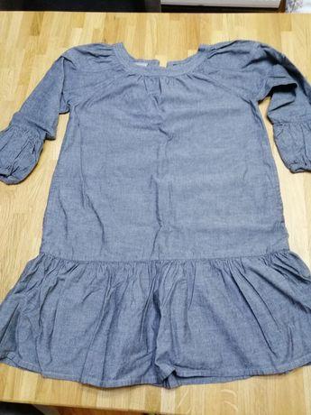 Дънково рокля
