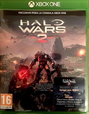 Halo Wars 2 Xbox One + cod DLC