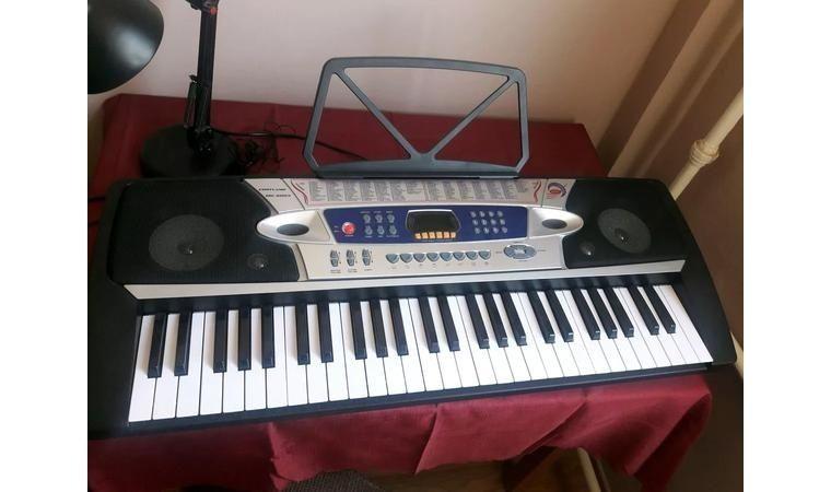 Синтезатор для обучения