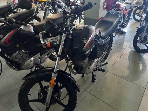Мотоцикл Yamaha YBR 125.С пробегом.Мото/скутер/мопед
