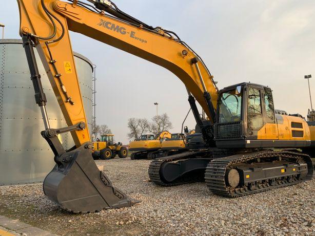 Excavator pe senile XCMG XE300, Polonia, 33t, cupa 1.6 m3 [NOU - STOC]