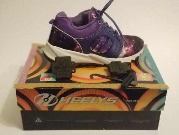 Кроссовки с роликами