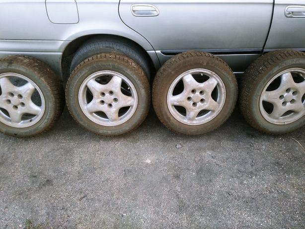 Диски с резиной на Subaru