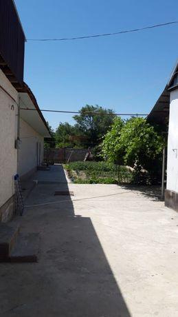Продам 2 дома на одном участке село Кордай ( ПГТ ) джамбульская обл.
