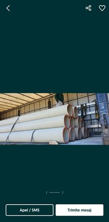 Tuburi beton armat premo noi bn800