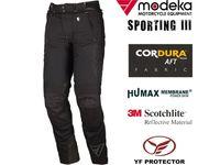Pantaloni moto Touring modeka Sporting III - si in rate fixe prin TBI