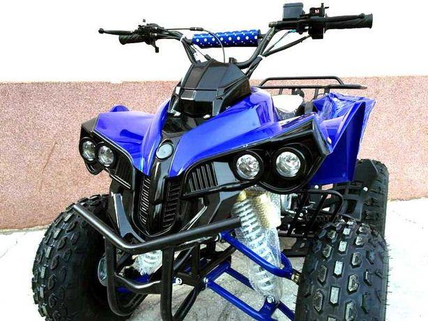 ATV Renegade de 125cc NOU + Garantie + CADOU