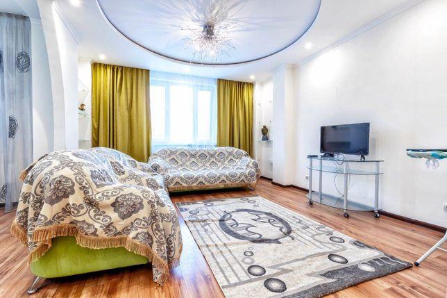 2-х комн квартира в ЖК Номад, Центр Левого берега