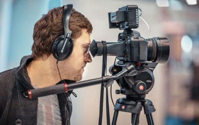 Видео и фото и монтаж и видеограф и мобилограф и свадьба и видеосъемка