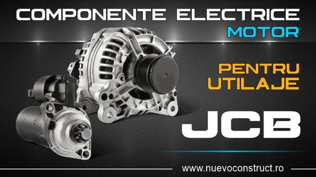 Electromotor / Alternator utilaje / buldoexcavatoare JCB