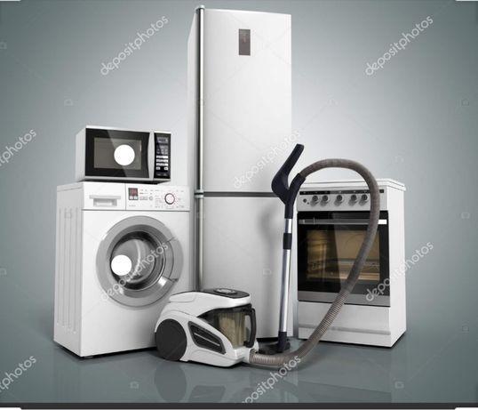 Ремонт Холодильников,Стиральных Машин(Бытовой Техники)