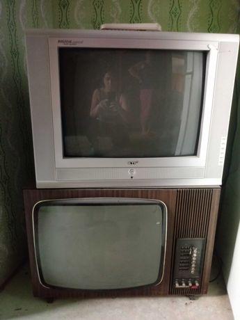 Различни телевизори- 2 броя