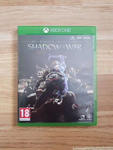 Vand Shadow of War - Xbox One