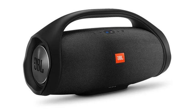 Boxă portabilă JBL Boombox Mare 35cm ,Dual Bluetooth ,Radio ,USB