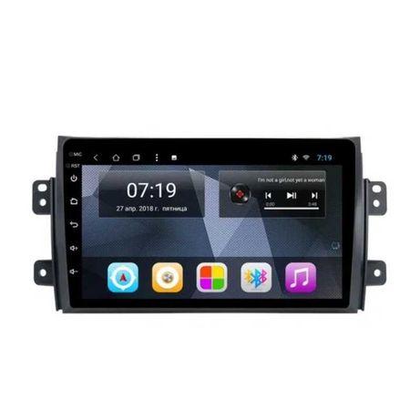 SUZUKI SX4 FIAT SEDICI - 9´´Навигация Андроид