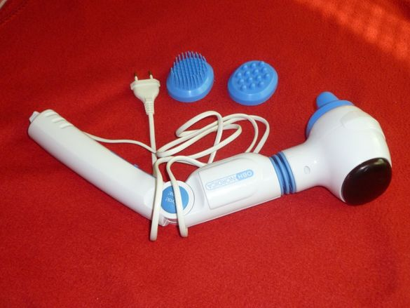 Вибромасажор с инфраред с 3 приставки и нов уред за маникюр