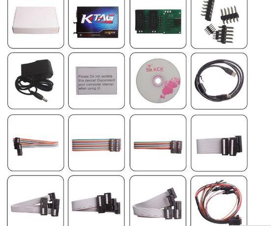 K Tag V2.13 Firmware V6.070 Chip Tuning ktag k-tag ктаг