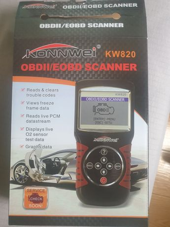 Автомобилна диагностика Konwei820