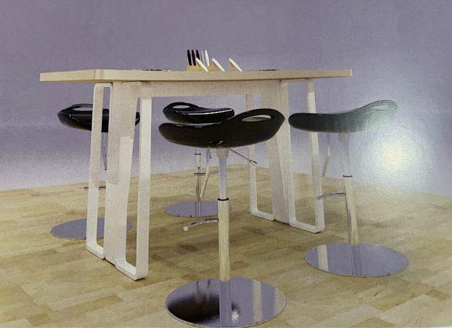 Высокий новый стол высота 90 см