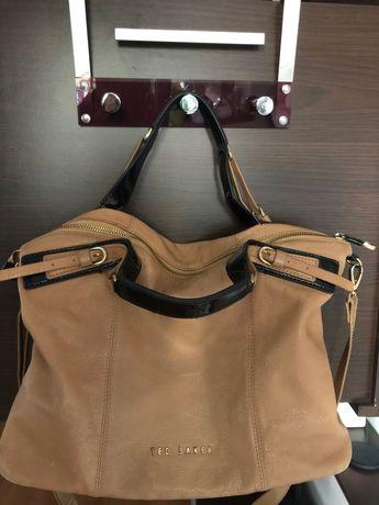 Чанта Ted Baker 100% Оригинална Естествена Кожа