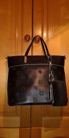 Италиански чанти от естествена кожа