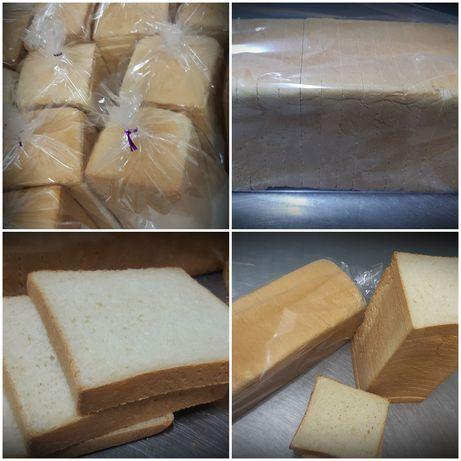 Хлеб Тостерный / Тостовый
