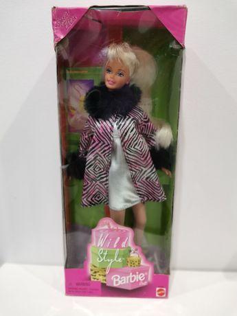 Papusa Barbie wild style