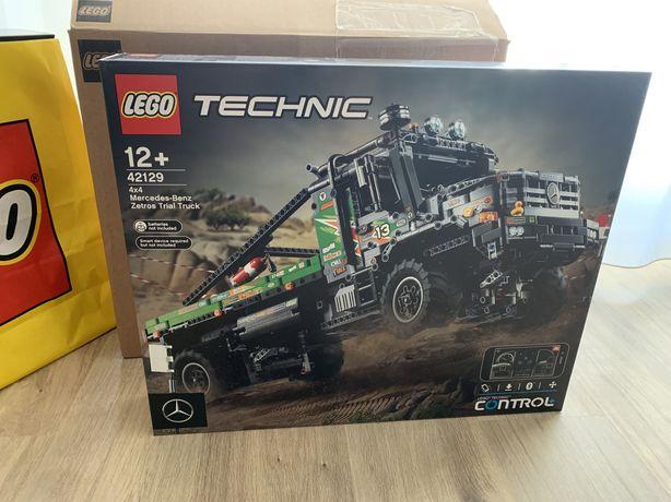 Lego Technic 42129 4x4 Mercedes Zetros NOU/Sigilat Livrare Gratuita