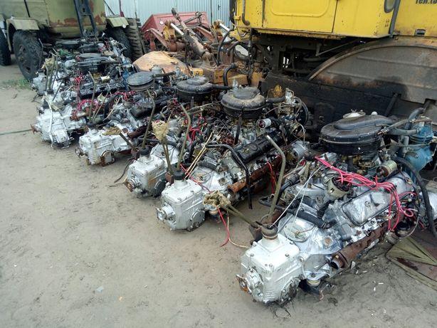 Двигатель Газ-53, Газ-66, Газон