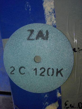 Диск за заточване на диамантени  вериги за  резачки 100мил 10мил 3,5ми