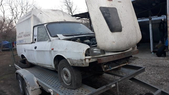Dacia Papuc 1307 4x4 la dezmembrat