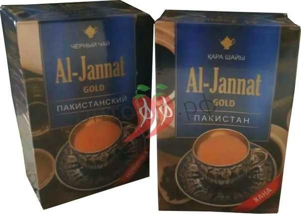 Очень вкусные и апетитные Чай Шай Аль-Джаннат Al-Jannat