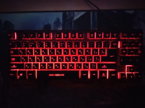 Продам клавиатуру RED SQUARE