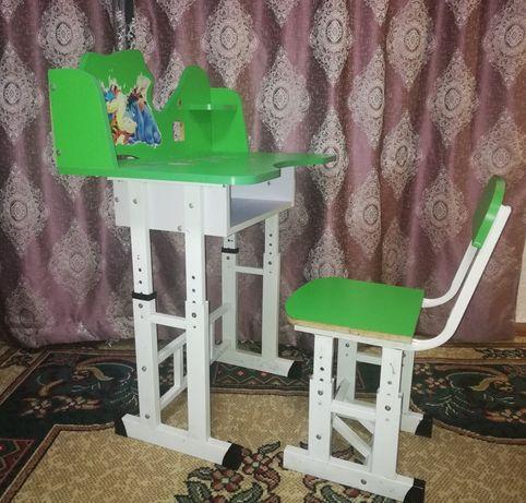 Продам детски ростущий  стол и стул