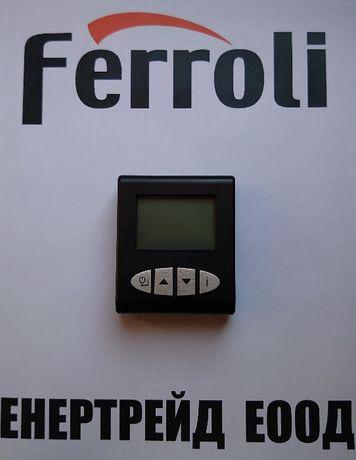Дисплей за пелетни горелки Ferroli N