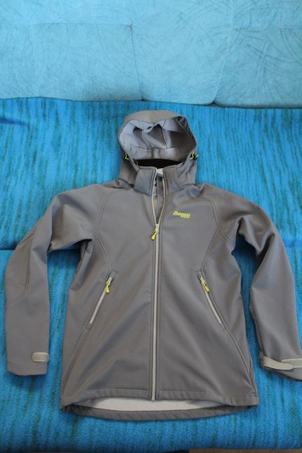 Hanorac softshell Bergans 164 si polar Swix S Norway